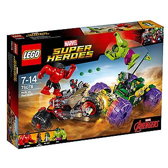 LEGO Super Helden Hulk Vs. Red Hulk