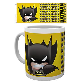 DC Comics Emoji Batman Mug