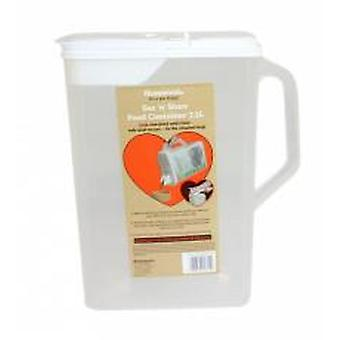 See N Store Food Containers 7.5l (Pack of 4)