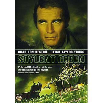 Importazione di Soylent Green [DVD] Stati Uniti d'America