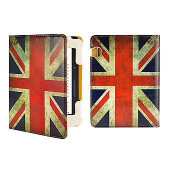 Libro diseño funda para Amazon Kindle - Union Jack