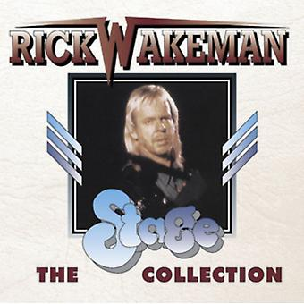 THE STAGE COLLECTION by Rick Wakeman