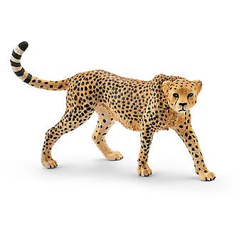 Schleich Guepardo Hembra (Toys , Dolls And Accesories , Miniature Toys , Animals)