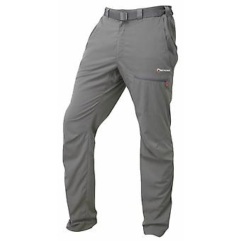 Montane Mens Terra Pack Pants Regular Leg Mercury (Small)