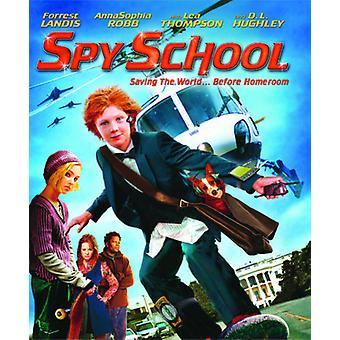 Importer des USA de l'école d'espionnage [Blu-ray]