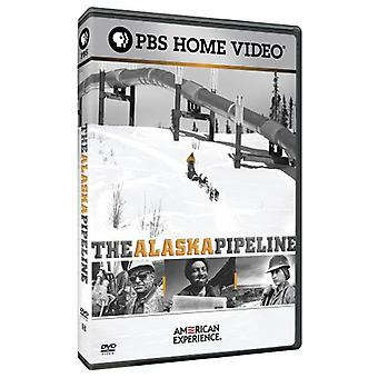 American Experience - Alaska Pipeline [DVD] USA import