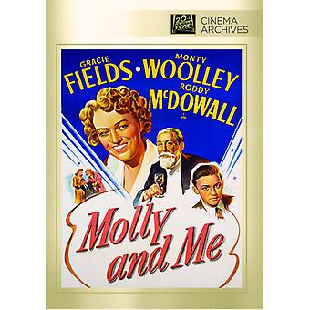 Molly & mig [DVD] USA importerer