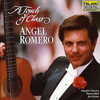 Angel Romero - A Touch of Class: Popular Classics Transcribed for Guitar [CD] USA import