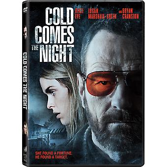 Cold Comes the Night [DVD] USA import