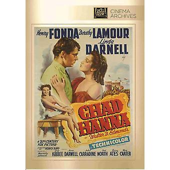 Chad Hanna [DVD] USA import
