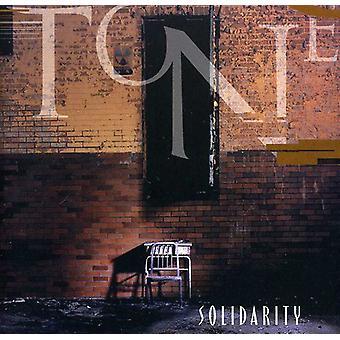Tone - solidaritet [CD] USA importerer
