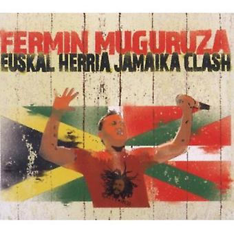 Fermin Muguruza - importación de Estados Unidos Euskal Herria Jamaika Clash [CD]