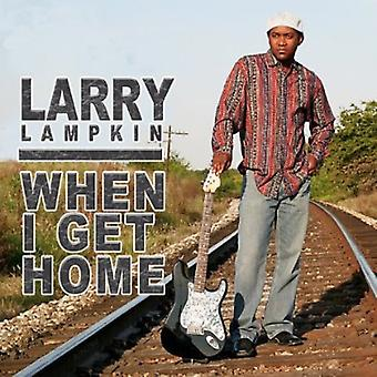Larry Lampkin - When I Get Home [CD] USA import