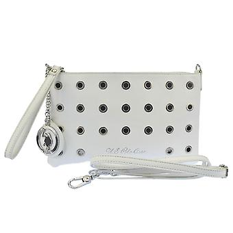 U.S. POLO ASSN. Perforated Crossbody bag 28x17x cm