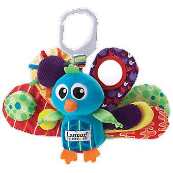 Lamaze Jacques The Peacock (Toys , Preschool , Babies , Soft Toys)