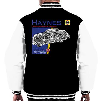 Haynes Owners Workshop Manual 0034 Rover 2200 Men's Varsity Jacket