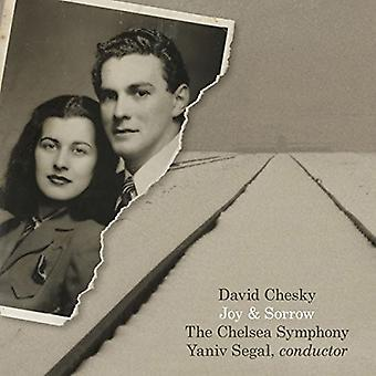 David Chesky - Joy & Sorrow [CD] USA import