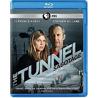 Tunnel: Sabotage - Season 2 [Blu-ray] USA import