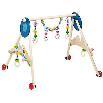 Goki Baby gym and walking horse (Toys , Preschool , Babies , Playmats & Gyms)