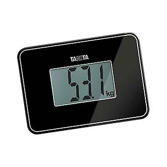 Tanita Super Compact Personal Scale - Black (HD386BK)