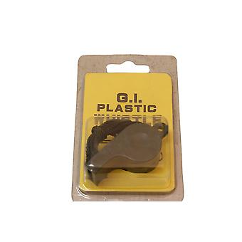 G.I. Plastic Whistle
