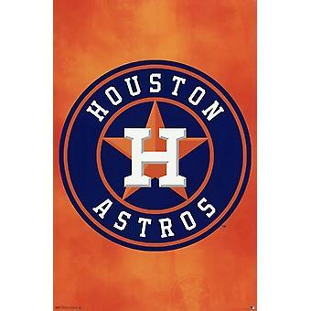 Houston Astros - Logo 2013 Poster Poster Print