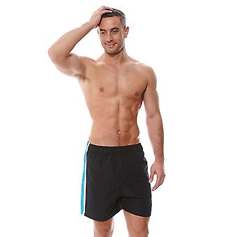 Zoggs Mens Muriwai Shorts Blue / Black 17