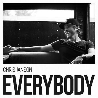 Chris Janson - Everybody [CD] USA import