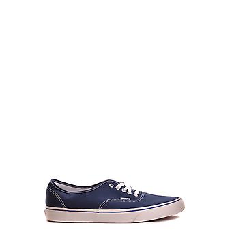 Vans ladies MCBI306074O Blau fabric of sneakers