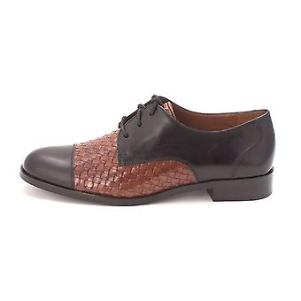 Cole Haan Womens Jagger tessuto Oxford chiuso Toe Oxfords