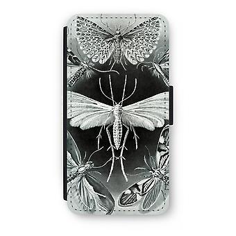 iPhone 8 Plus Flip Case - Haeckel Tineida