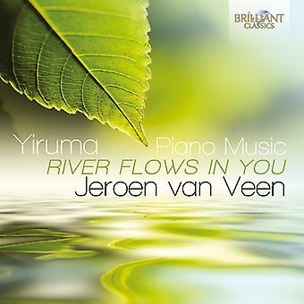 Yiruma / Veen - River Flows in You [CD] USA import
