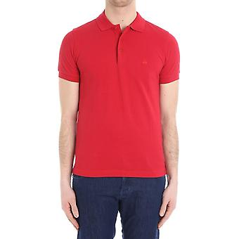 Brooks Brothers men's 100056076 red cotton polo shirt