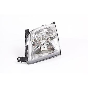 Left Headlamp (Electric With Motor) for Ford FUSION 2003-2005