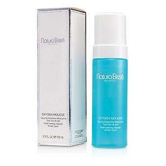 Natura Bisse Oxygen Mousse Fresh Foaming Cleanser (for All Skin Types) - 150ml/5.3oz