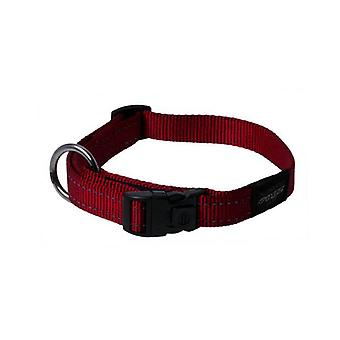 Rogz Utility Red Collar