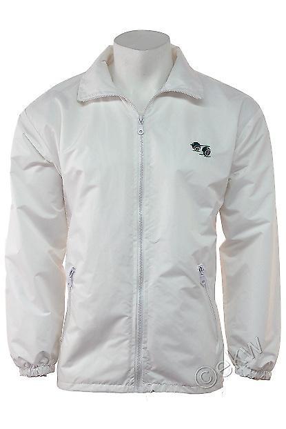 Malla impermeable forrado petanca poliéster chaqueta tamaños pequeño - 5XL