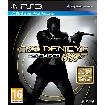 Goldeneye 007 Reloaded - Move Compatible (PS3)