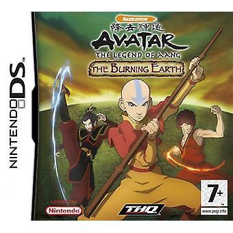 Avatar The Burning Earth (Nintendo DS)