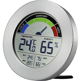 Renkforce Thermometer Silver