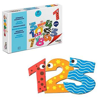 Cayro Number Magneticos (Babies and Children , Toys , Educative And Creative)