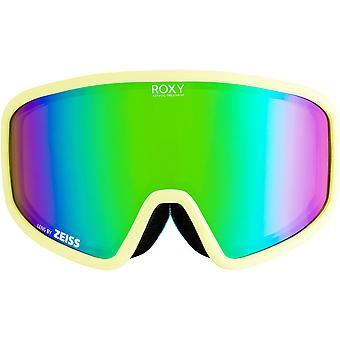 f5830a61b911 Roxy Womens Feenity Adjustable Ski Snowboarding Goggles