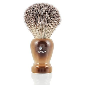 Vie-Long 16450 Grey Tip Badger Shaving Brush