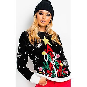 IKRUSH женские Vixen Overd лозунг Рождество перемычки