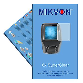 TomTom Adventurer screen protector- Mikvon films SuperClear