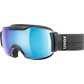 Uvex Downhill 2000 S FM Navy matte Blue Clear Mirror