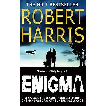 エニグマでロバート ・ ハリス - 9780099527923 本