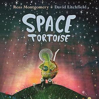 Utrymme Tortoise av Ross Montgomery - 9780571331055 bok
