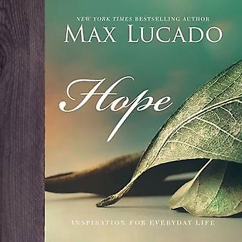 Hope by Max Lucado - 9780718092849 Book