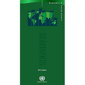 World Statistics Pocketbook 2014 - 2014 by United Nations - Department